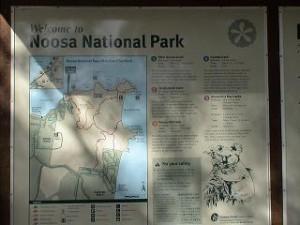 ヌーサ国立公園